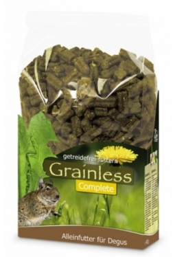 JR Grainless Complete Degu 1350g