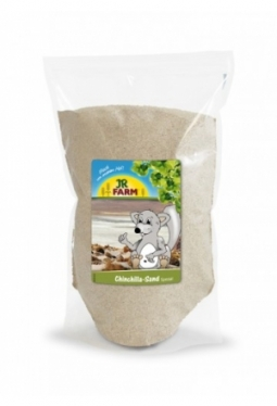 JR FARM Chinchilla-Sand Spezial 4kg