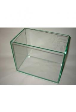 Sandbad aus Glas