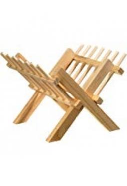 Heu-Futterraufe Holz, klappbar