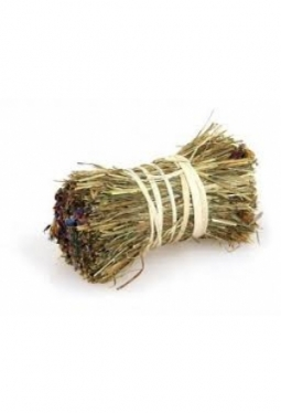 Copacabana Hay Roll with Flowers 55g