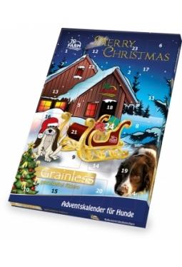 JR FARM Hunde-Adventskalender (getreid..