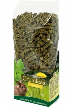 JR Grainless Complete Zwergkaninchen