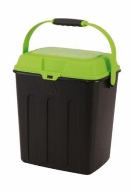 Futterbehälter Dry Box für 3kg (black/..