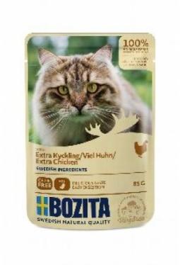 Bozita Pouch HiS viel Hühnchen (Katze,..