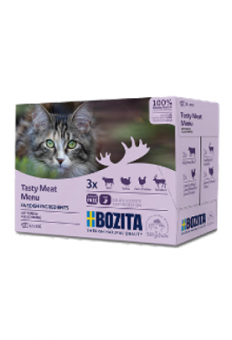 Bozita Pouch Multibox Fleisch-Menü (Ka..