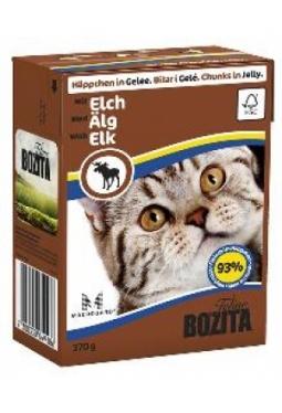 Bozita Feline HiG mit Elch (Katze,370g)