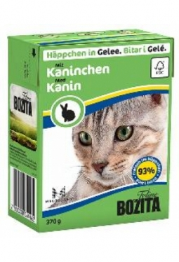 Bozita Feline HiG mit Kaninchen (Katze..