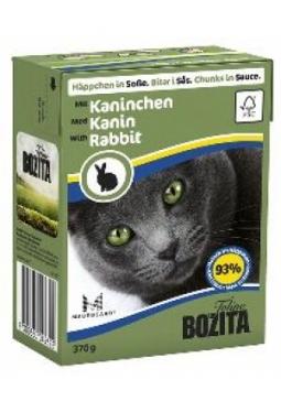 Bozita Feline HiS mit Kaninchen (Katze..