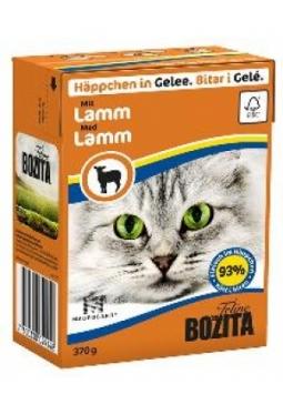 Bozita Feline HiG mit Lamm (Katze,370g)