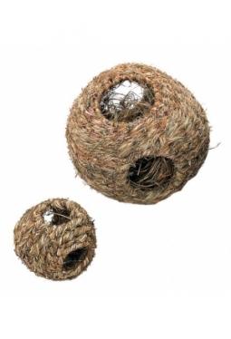 Gras-Nest klein