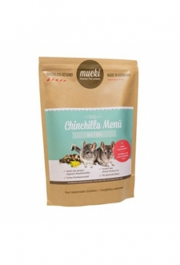 MUCKI Chinchilla Menü Multi Mix 1kg