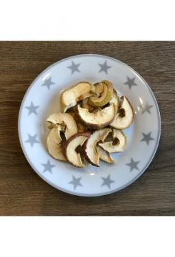 Apfel-Scheiben 100g Made by top-degu)