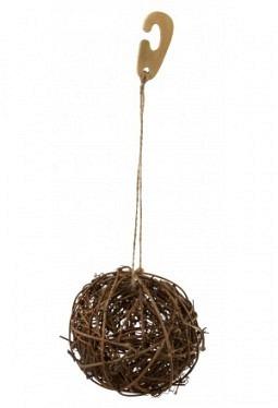 Weidenball zum Aufhängen