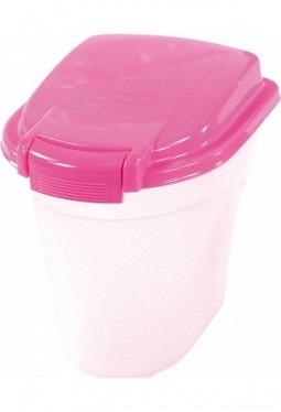 Vorratsbehälter Trapo M 15L rosa