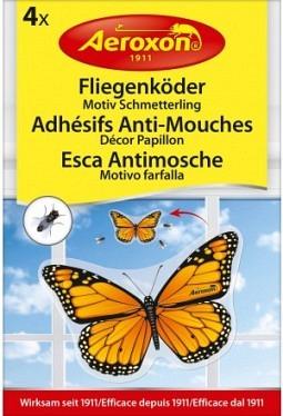 Fliegenköder (Schmetterling-Motiv)Aeroxon